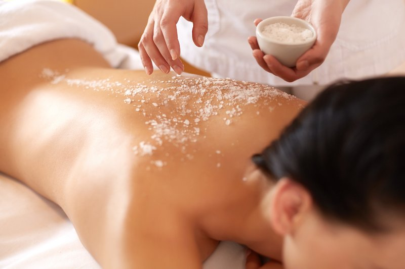 Body Scrub treatment